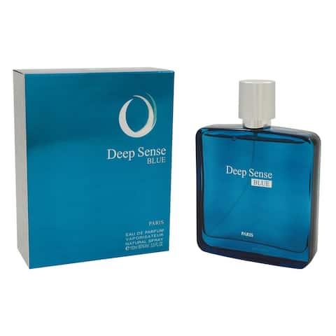 Deep Sense Blue 3.3 EDP Sp Men