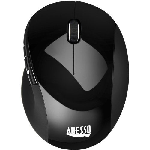 Adesso Imouse E55 2.4Ghz Rf Wireless Vertical Ergonomic Mouse