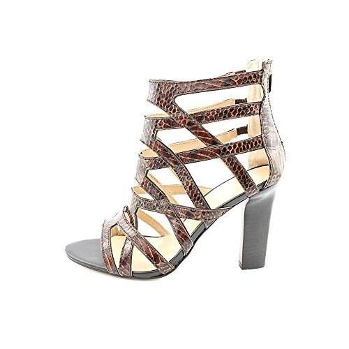 Marc Fisher Women's Leana 2 Caged Heel Sansals - 5.5