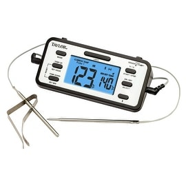 Taylor 1485 Bluetooth Smart Cooking Thermometer, Digital