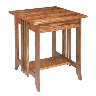 mission oak furniture. End Tables Bedroom Dark Oak Mission Table 24.5 Inch Furniture