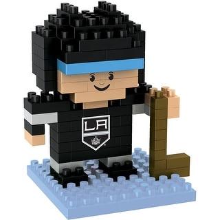 Los Angeles Kings 3D NFL BRXLZ Bricks Puzzle Player