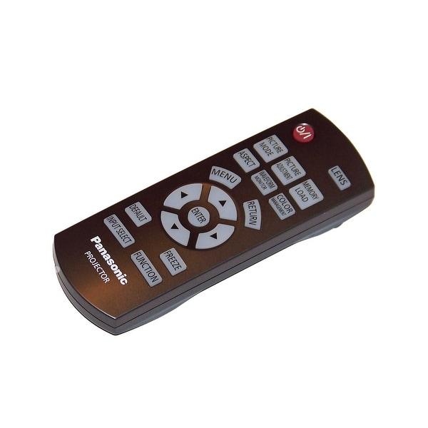 OEM Panasonic Remote Control Originally Shipped With: PT-AE3000, PTAE3000, PT-AE3000U, PTAE3000U