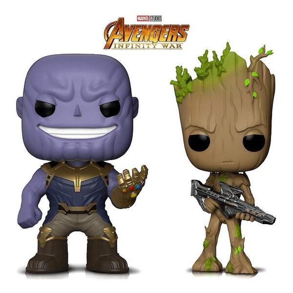 Avengers 2-Thor Bobble Head Action Figure Funko Marvel