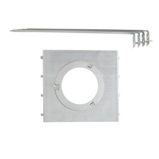 Globe Electric 90141 All in One, New Construction Mounting Plate with Hanger Bar