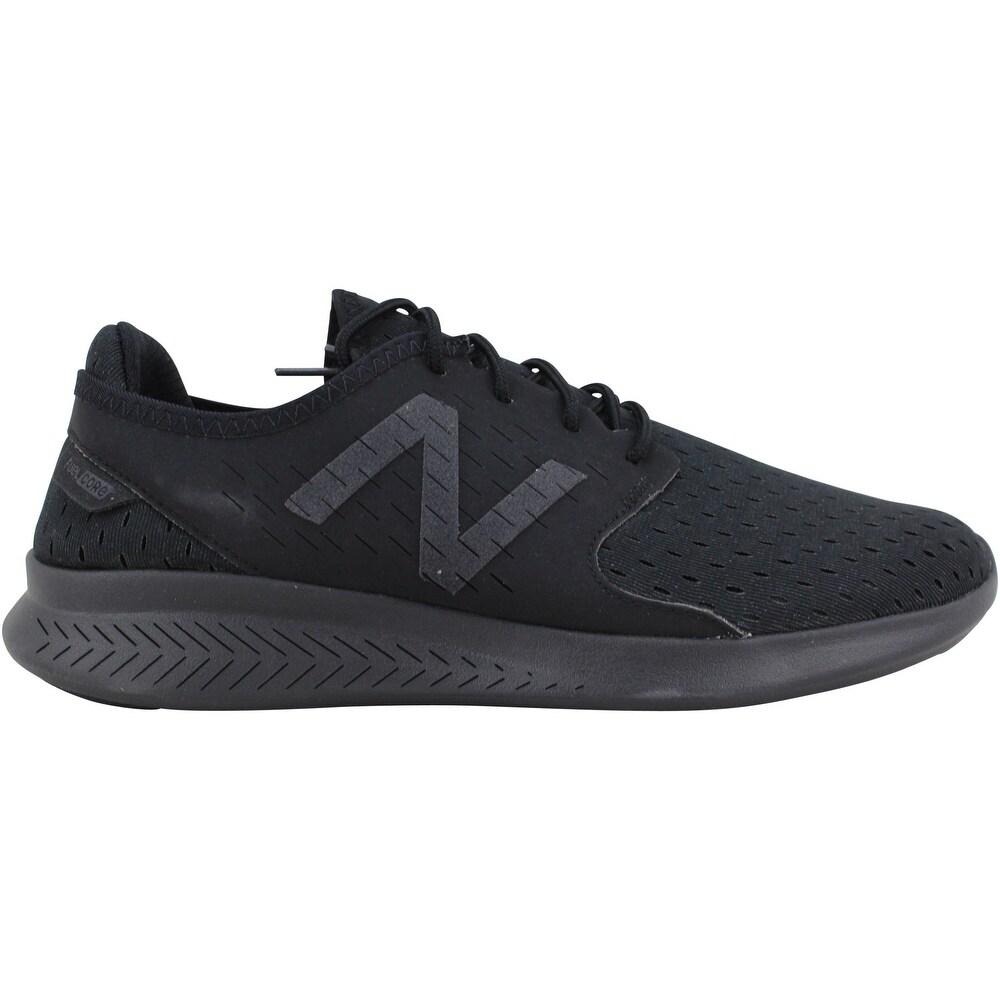 new balance black trainers
