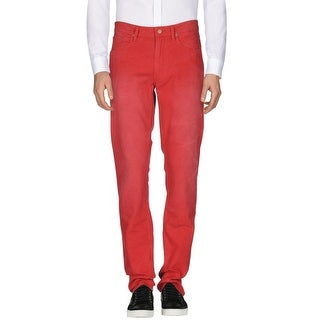 Polo Ralph Lauren Varick Slim Fit Straight Leg Jeans Academy Red 35 x 32