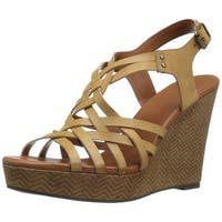 DOLCE by Mojo Moxy Womens Safara Open Toe Casual Platform Sandals