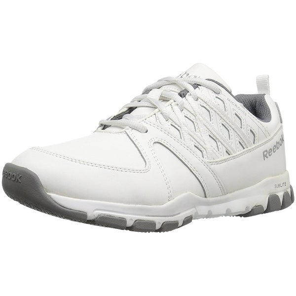 Reebok Women's Sublite Work Rb424_1 Industrial and Construction Shoe - 8.5