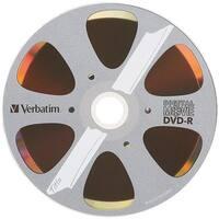 Verbatim 97946 4.7gb Digitalmovie- r Dvd-rs, 10 Pk Bulk Box
