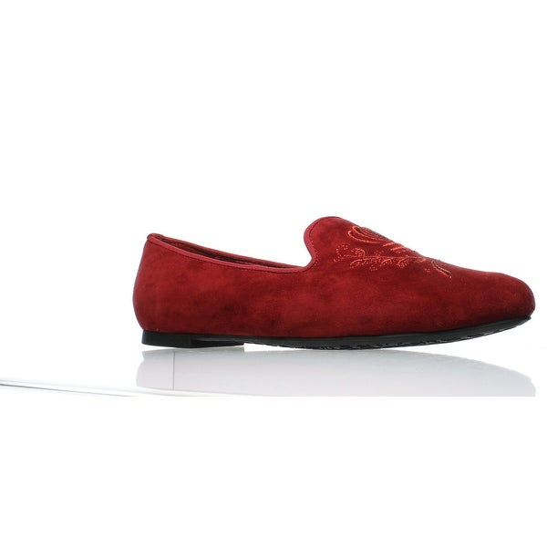 7030cc2bb1f Shop Vionic Womens Romi Rosso Loafers Size 8 - Free Shipping Today ...