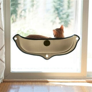 K&H Pet Products KH9191 EZ Mount Window Bed Kitty Sill