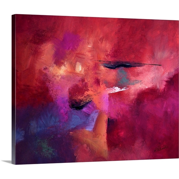 """The Awakening"" Canvas Wall Art"