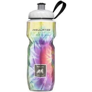 Polar Bottle Sport Insulated 20 oz. Water Bottle - Tie-Dye Rainbow