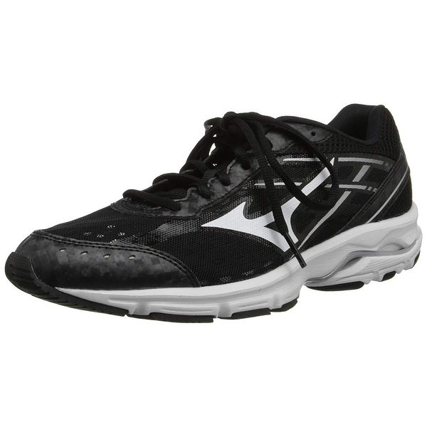 Mizuno Womens Wave Unite 2 Low Top Lace Up Running Sneaker