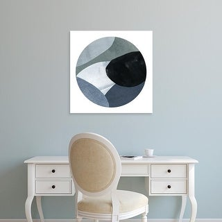Easy Art Prints Emma Scarvey's 'Littoral Composite II' Premium Canvas Art