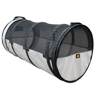 FrontPet Car Crate Tube Kennel: Universal Fit