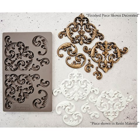 Prima Re-Design Decor Mould-Hollybrook Ironwork
