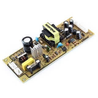 Unique Bargains DVD Player Spare Part Universal Power Supply Board 5V/1.1A -12V/100mA