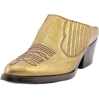 Vaneli Raster N/S Pointed Toe Synthetic Mules