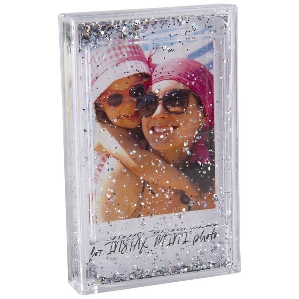 Shop Fujifilm Instax Mini Glitter Frame With Easel Free