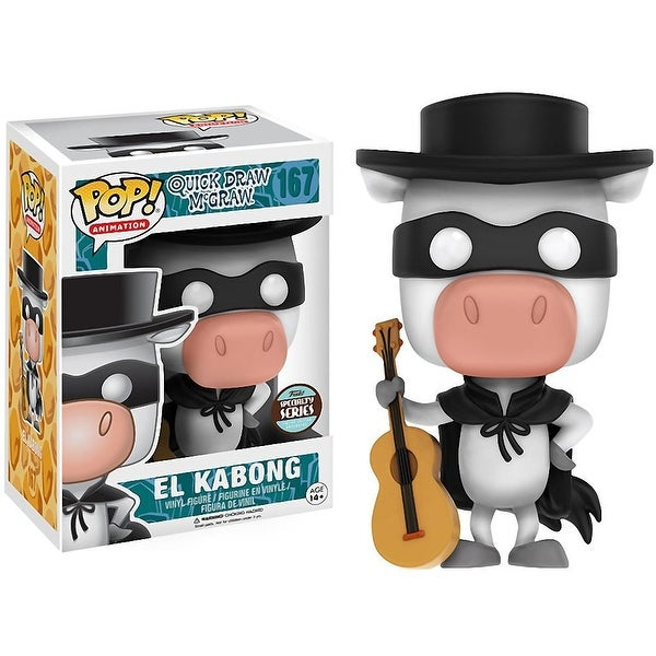 Hanna Barbera POP Vinyl Figure: El Kabong - multi