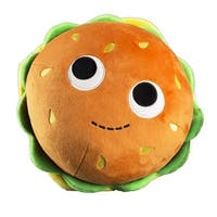 "Yummy World 10"" Medium Plush: Bunford Burger - multi"