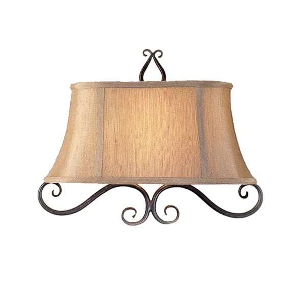 Millennium Lighting 252 2 Light Indoor ADA Compliant Wall Sconce