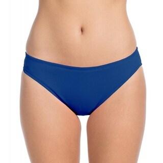 La Blanca Womens Solid Hipster Swim Bottom Separates