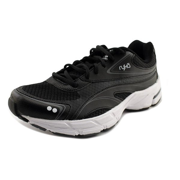 Ryka Infinite SMW Women Round Toe Synthetic Black Running Shoe
