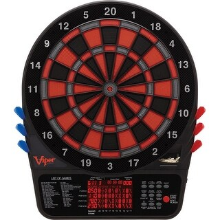Viper 800 Regulation Size Electronic Soft Tip Dartboard