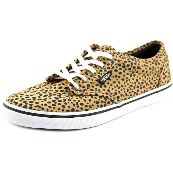 Vans Atwood Low Women Cheeta Sneakers Shoes