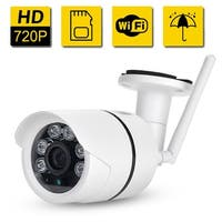 AGPtek HD 720P Wireless WiFi IP Security Camera with SD Slot Network Night Vision CCTV Security