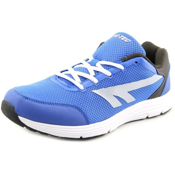 Hi-Tec Pajo Men Round Toe Synthetic Running Shoe