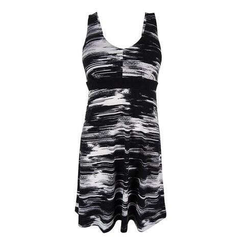 Ideology Women's V-Neck Dress - break limits