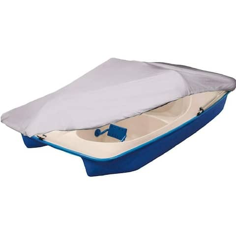Pedal Boat Cover,3 to 5 Person Pond Paddle Petal Storage