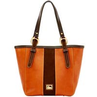 Dooney & Bourke Florentine Suede North South Skylar Tote (Introduced by Dooney & Bourke at $368 in Oct 2017)