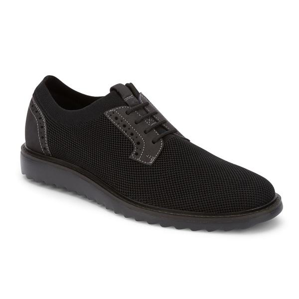 27fc572f1640 Shop G.H. Bass   Co. Mens Dirty Buck 2.0 Plain Toe Knit Oxford Shoe ...