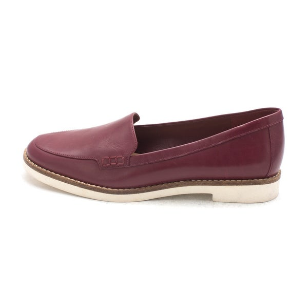 Cole Haan Womens Mikaelasam Closed Toe Loafers - 6