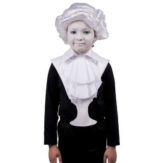 Seeing Red Bust Head Child Costume - White - Standard
