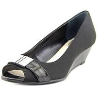 Alfani Womens Chorde Peep Toe Casual Platform Sandals