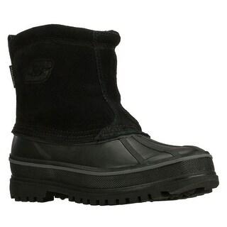 Skechers 72051 BBK Men's REVINE Boot