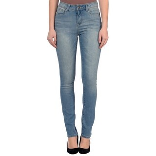 Lola Jeans Kate-MLB, High Rise Straight Leg Jeans With 4-Way Stretch Technology (More options available)