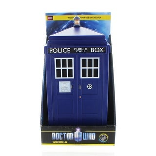 Doctor Who Tardis Cookie Jar with Lights & Sounds - Multi