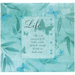 "Life - Inspiration Post Bound Album 12""X12"""