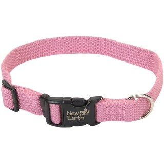 New Earth Soy Adjustable Collar, 5/8""