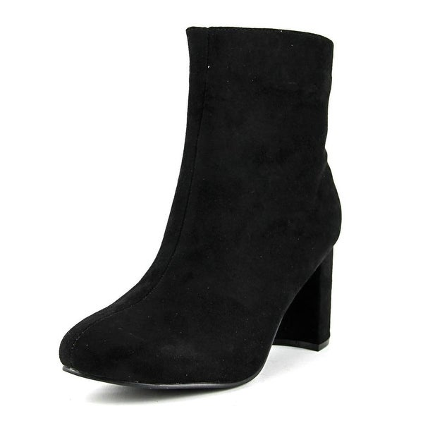 Diba Danica Round Toe Synthetic Ankle Boot