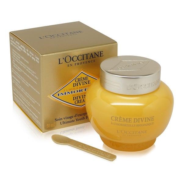 L'Occitane Immortelle Divine Cream-50ml