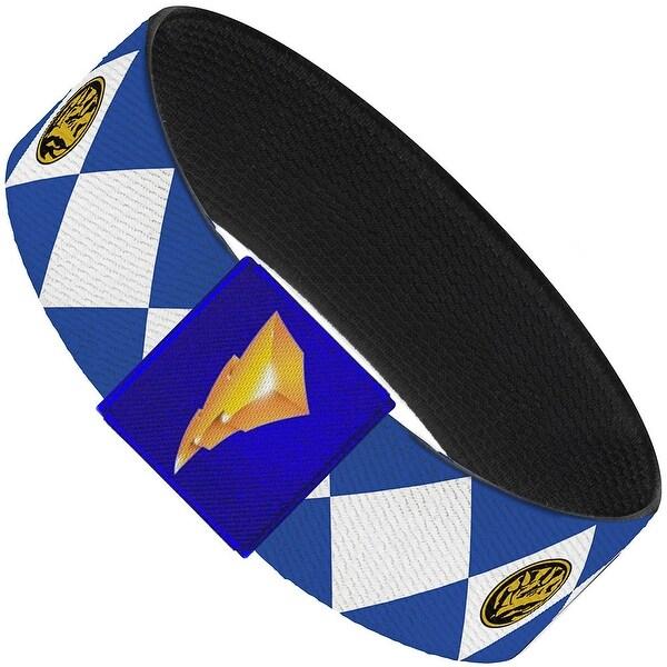 Diamond Blue Ranger Elastic Bracelet