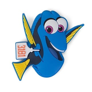 Finding Dory Soft Touch PVC Magnet: Dory - Multi